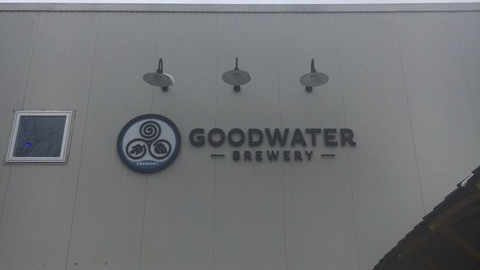 Goodwater Brewery Williston Vermont