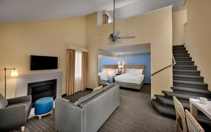 Two Bedroom Loft
