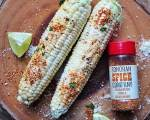 Habanero Spiced Grilled Elote