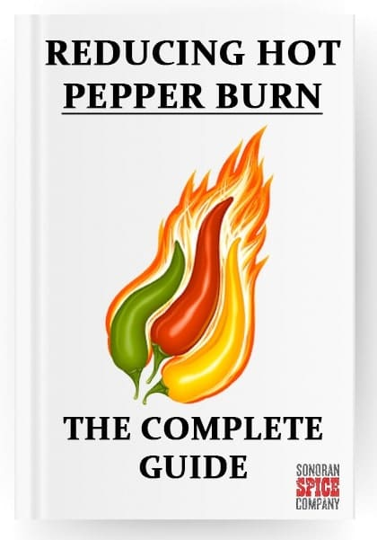 Reducing Hot Pepper Burn: The Complete Guide