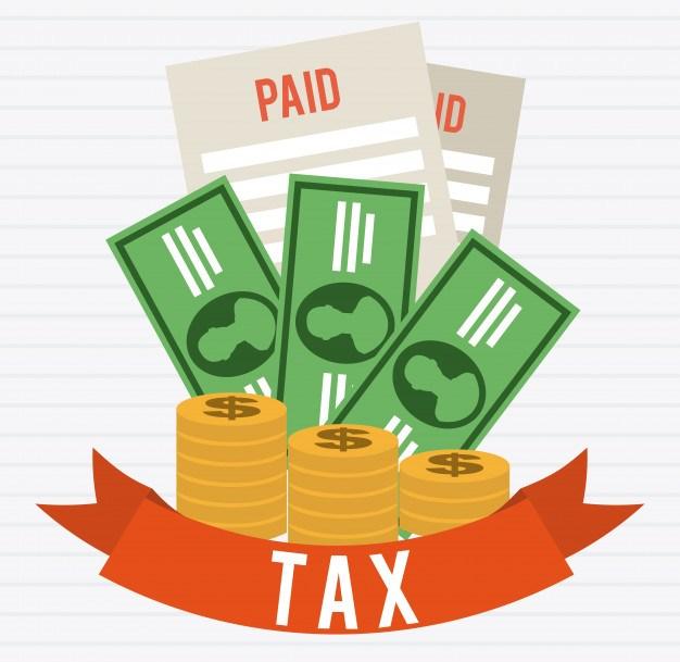 Income Tax Graphic