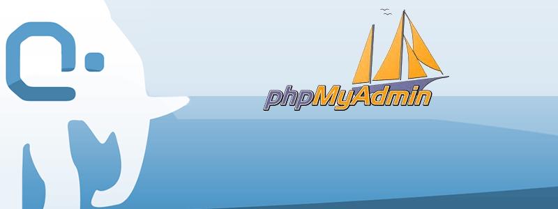 MAMP PROのphpMyAdminをアップデート