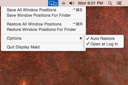 Display Maid スクリーンショット