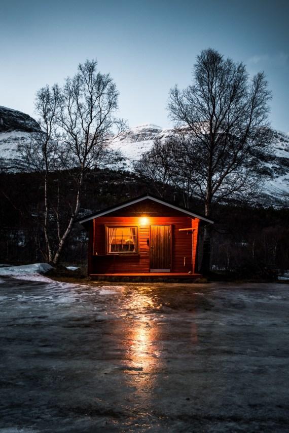 norway mountain cabin