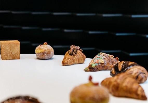 Pastries at Weirdoughs