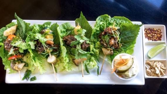 Plant-Based Dining At Yulli's