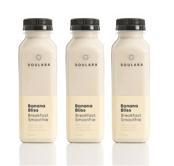 Soulara Banana Bliss Almond Mylk