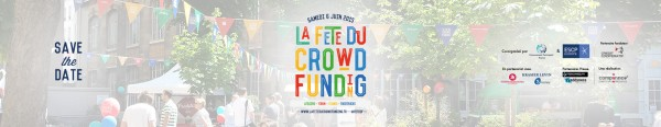 Save the date :  La Fête du Crowdfunding avec Sowefund