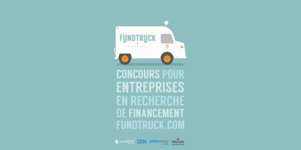 Concours #Fundtruck : votez pour votre startup préférée!
