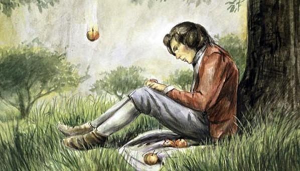 Newton et l'idée de la gravité