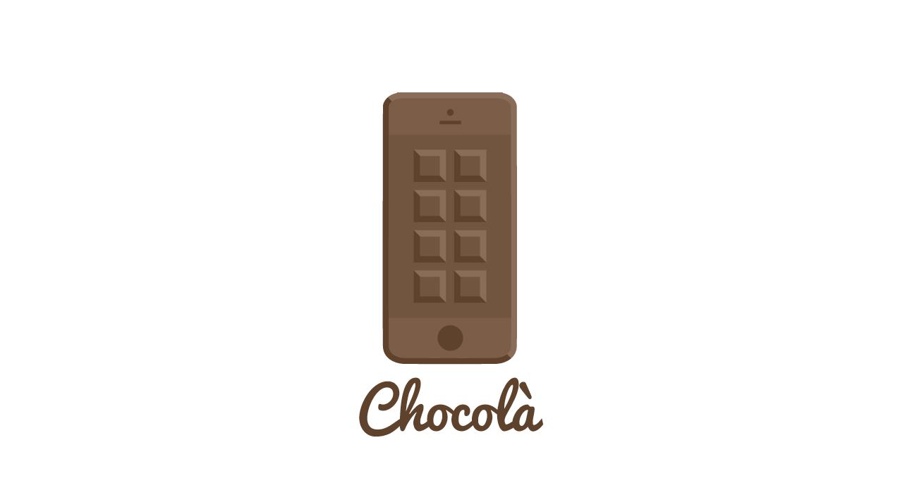 Une semaine, une idée#17 : Chocolà