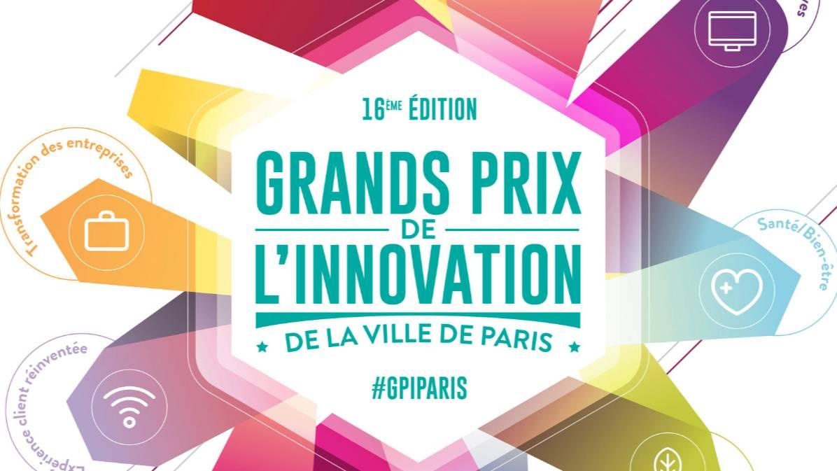 Sowefund aux Grands Prix de l'Innovation de la ville de Paris 2017