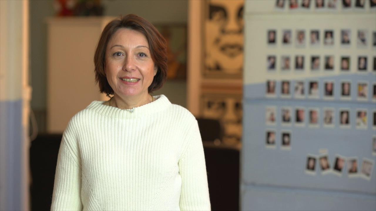 Portrait d'entrepreneur : Viviane Pasqui, fondatrice et Présidente de GEMA