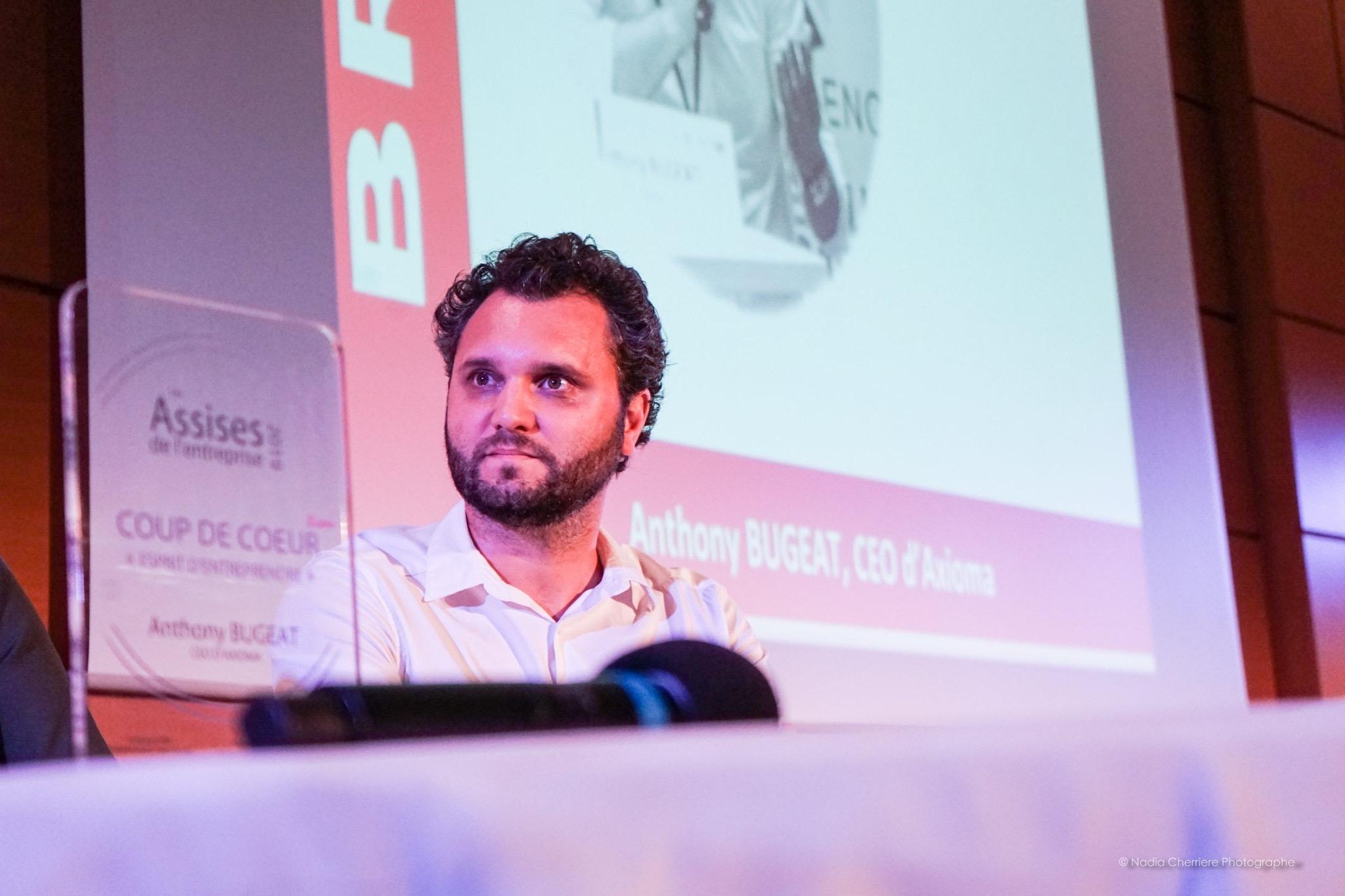 Portrait d'entrepreneur : Anthony Bugeat, fondateur d'Axioma