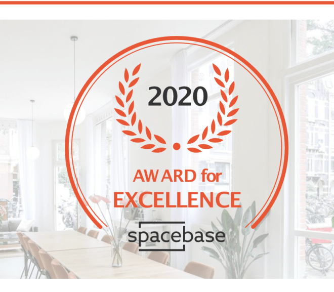 Spacebase Awards for Excellence 2020 – the results!
