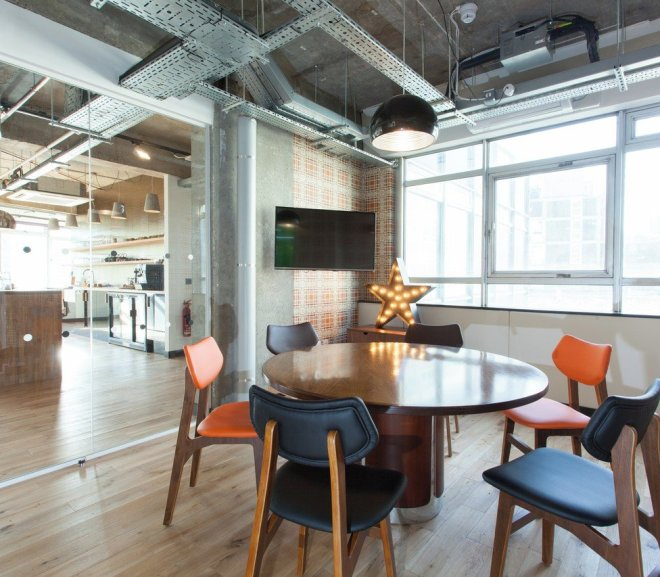 7 Small Meeting Rooms in London