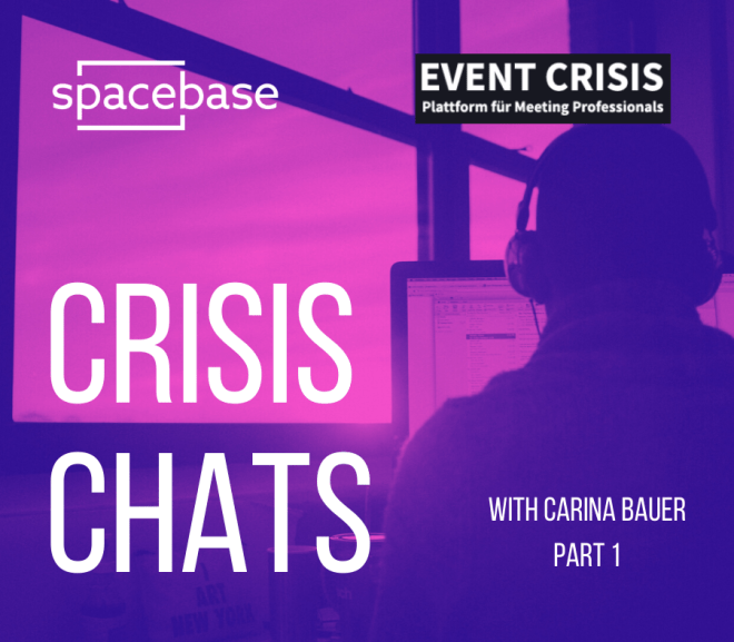 Crisis Chats – Carina Bauer from IMEX Group