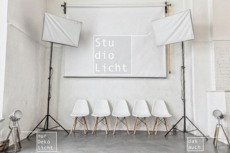 Filmstudio & Fotostudio mieten in Leipzig