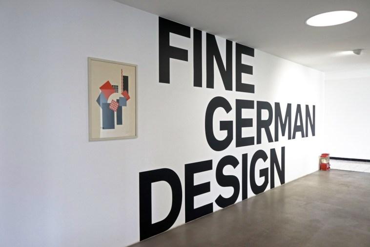 Fine German Design Space Foyer