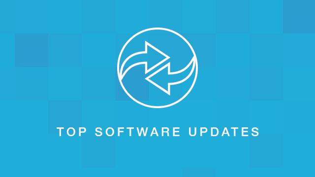 top software updates
