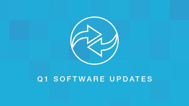 SpamExperts blog post for Q1 2017 Software Updates