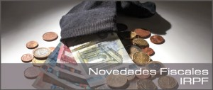 Novedades Fiscales IRPF 2014