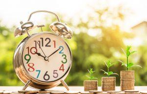 Planificación del tiempo en su plan de pensiones