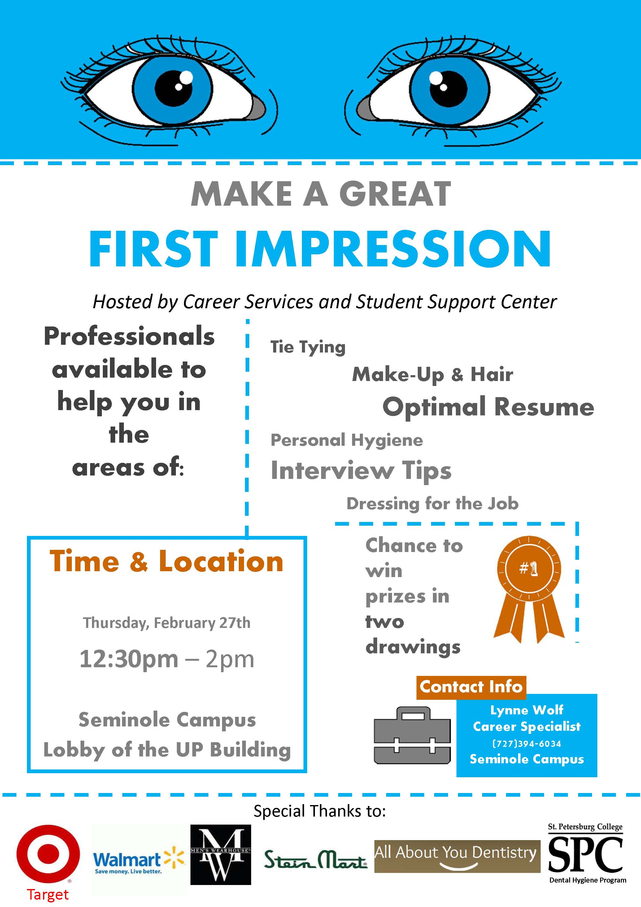 Learn How To Make A Great First Impression