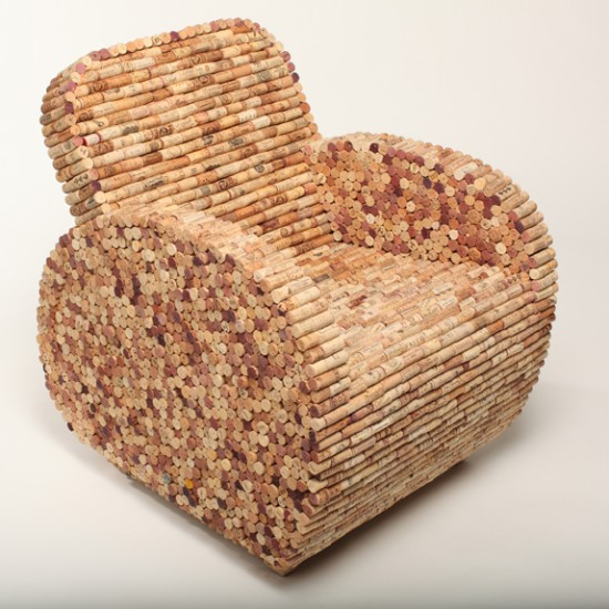 Cork Chair