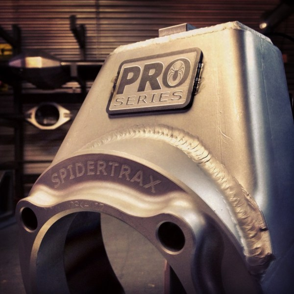 "Prototype ""Miller Edition"" Pro Series Knuckles."