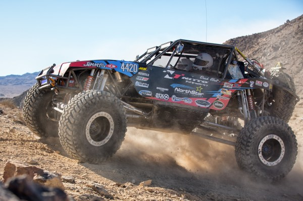 All Throttle -- 2013 King of the Hammers