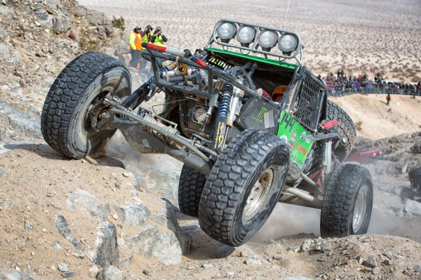 Backdoor Made Easy -- 2013 King of the Hammers