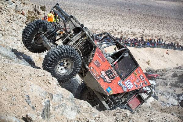 Go Big, or Go Home -- 2013 King of the Hammers