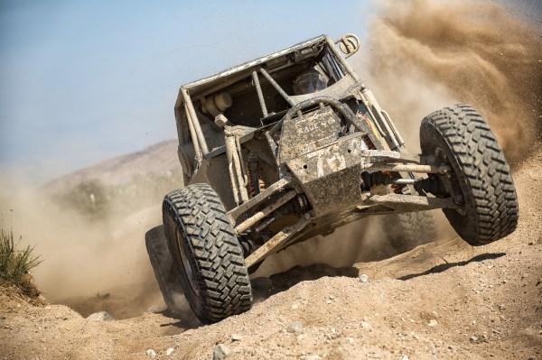There's No Mistaking Scherer -- 2013 4 Wheel Parts Glen Helen Gr