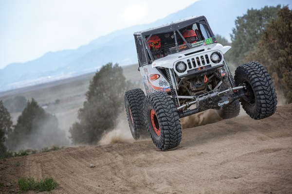 Acceleration -- 2013 Dirt Riot Mountain 2