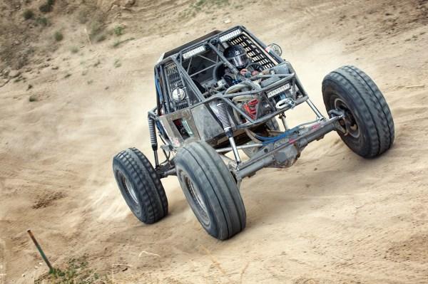 Speed -- 2013 Dirt Riot Mountain 2
