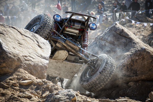 Crawl Right Thru -- 2014 King of the Hammers