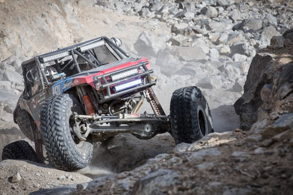 Lean Into It -- 2014 King of the Hammers