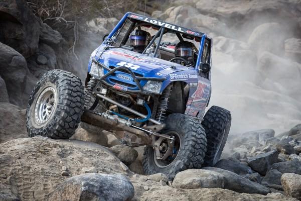 Legends -- 2014 King of the Hammers
