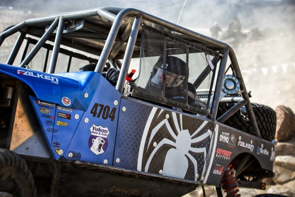SPEC in Motion -- 2014 King of the Hammers