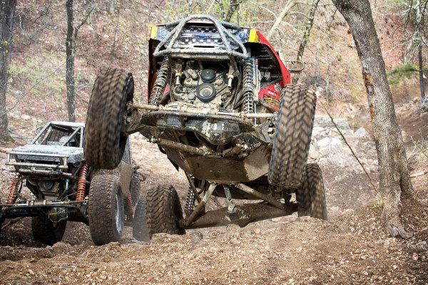 Where There's a Line, There's Loren -- 2014 Genright Ultra4s at