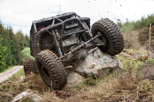 From The Mud They Rise -- 2014 King of the Glens