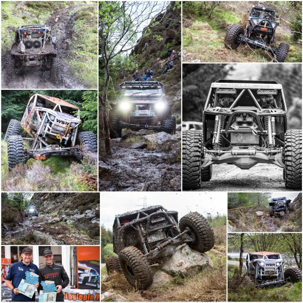 Collage -- 2014 King of the Glens