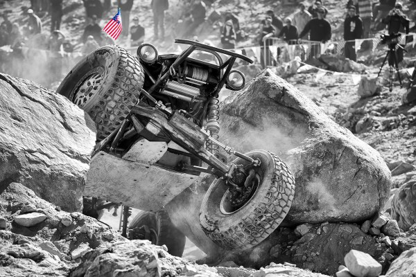 Happ Birthday America -- 2014 King of the Hammers
