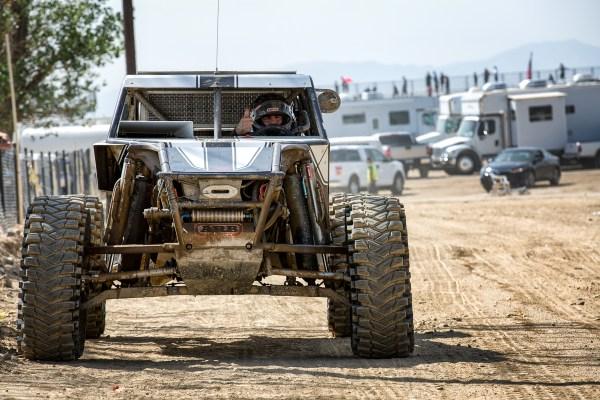 Looking Fast Standing Still -- 2014 4 Wheel Parts Glen Helen Gra