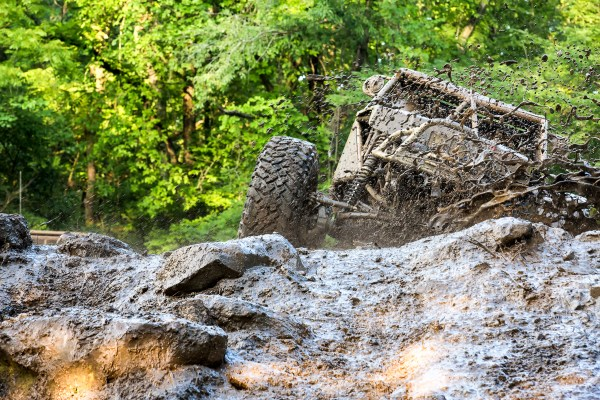Mud Can be Sneaky -- 2014 Badlands UMC