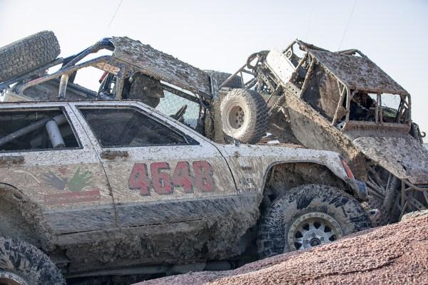 Saturday Morning Traffic -- 2014 Discount Tire American Rockspor