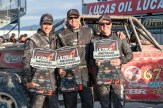 The Tale of Three Kings -- 2014 Discount Tire American Rocksport
