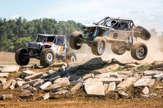 Ultra4 Meets Bouncer -- 2014 Sturgis Off-Road Blowout