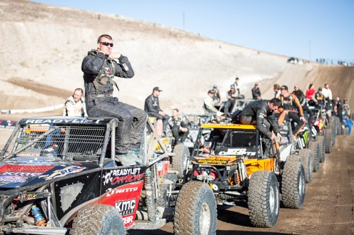 Front Row Seat -- 2014 Nitto National Championship